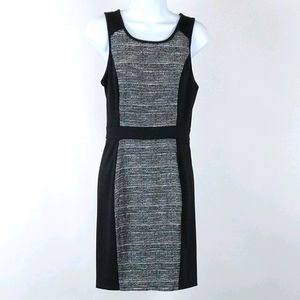 Elle fitted dress
